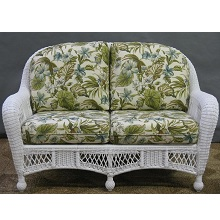 St Lucia Replacement Loveseat Cushions